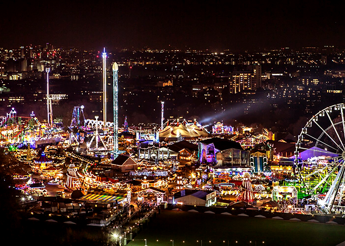 Bilde av: Hyde Park Winter Wonderland